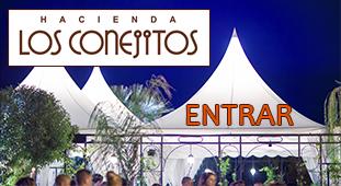Entrar a Hacienda Los Conejitos - Bodas en Málaga