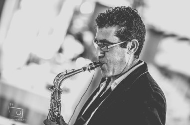 Luis Cámara Padilla - Saxo - Músico Gala Nóvios